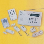 Wireless Security Alarm System, 14 Zones