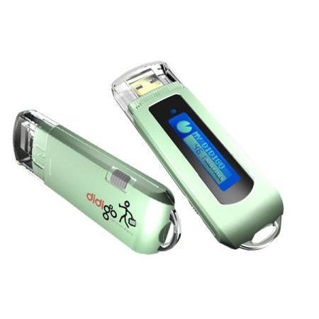 Smart USB Flash Drive with Bi-stable Cholesteric LCD Display (Smart USB Flash Drive с двусторонним стабильным Холестерические ЖК-дисплей)