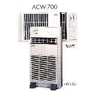 ACW-700 Electrostatic Ionizer Air Cleaner (ACW-700 Электростатический ионизатор воздухоочистителя)