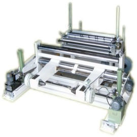 Slitting And Rewinding Machine (Refendage et rebobinage Machine)