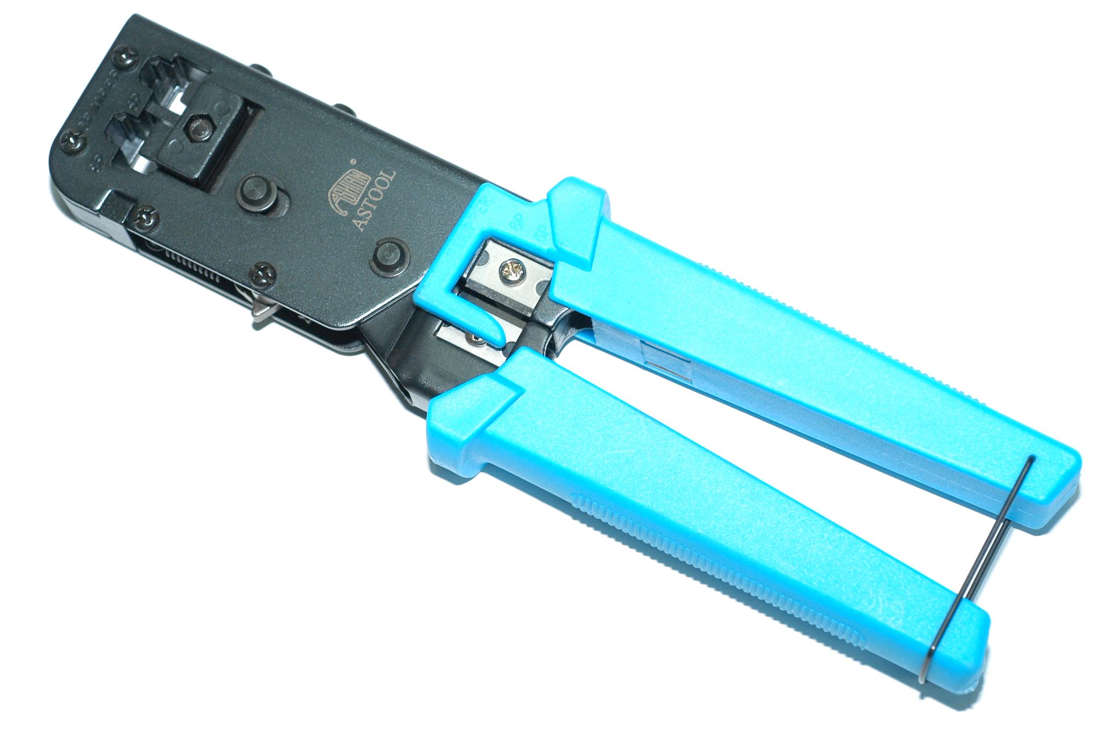 8`` Telecom Crimping Tool (8``Telecom обжимной инструмент)