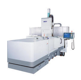 TWIN COLUMN CNC MILLING MACHINE