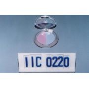 2-color powder w/clear lid (2-цветная W порошок / Открытый крышкой)