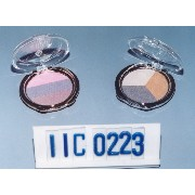 3-color powder in clear case (3 цвета порошок в случае четкого)