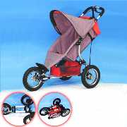 Alloy Baby Strollers with Various Optional Features