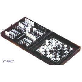 Chess & Backgammon 2 in 1
