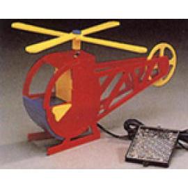 Solar Powered Helicopter (Солнечные приведенные в вертолете)