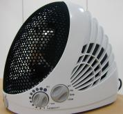 Far Infrared Desk Heater Fan