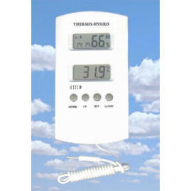 Digital Indoor/Outdoor Thermometer & Hygrometer (Digital Indoor / Outdoor & Термометр гигрометр)