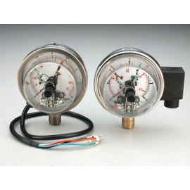 Electronic Alarm Contact Pressure Gauge(A) (Электронные сигнализации Контакт Манометр (A))