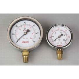 Stainless Steel Case Pressure Gauge (Stainless St l Case Манометр)