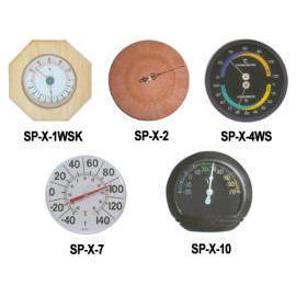 Home Hygrometer & thermometer (Главная Гигрометр & Термометр)