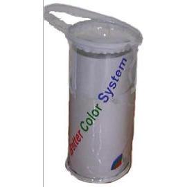Clear Cylindrical Bag