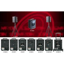 Wireless PA Amplifier systems