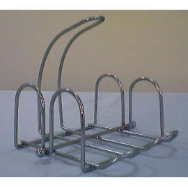 KITCHEN WIRE PRODUCTS TISSUE PAPER HOLDER