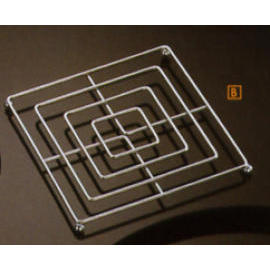 KITCHENWARE METAL WIRE MAT