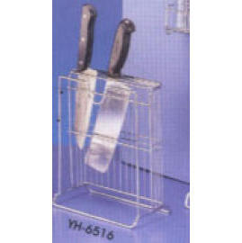KITCHEN WIRE PRODUCTS KNIFE STAND (КУХНЯ Wire Products KNIFE STAND)