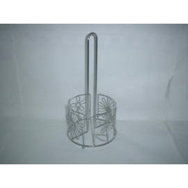 METAL TISSUE PAPPER HOLDER
