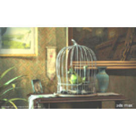 WIRE PRODUCTS BIRD CAGE