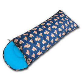 SLEEPING BAG (JUNIOR) - ASTUN 300JR (Спальный мешок (Junior) - Astun 300JR)