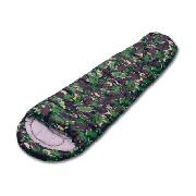 MILITARY SLEEPING BAG - CAMO 300 (Военный Спальный мешок - 300 CAMO)