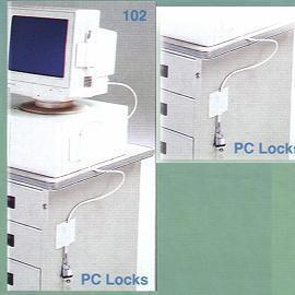 Computer Floppy Lock