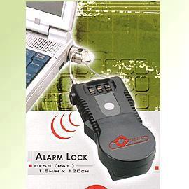 Notebook Computer Alarm Cable Lock (Ноутбук сигнализации тросик)