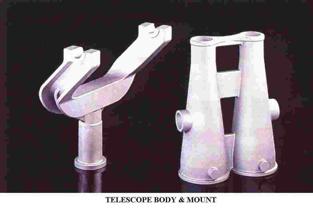 Telescope Body & Mount (Телескоп органа & горе)