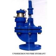 Underground Fire Hydrant (Гидрант подземный огонь)