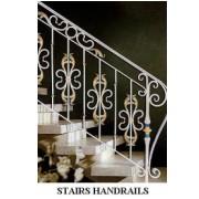 Stairs Handrails (Перила лестницы)