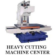 Heavy Cutting Machine Center