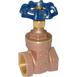 Cast Brass NRS Gate Valve