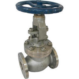 Cast Stainless Steel Globe Valve