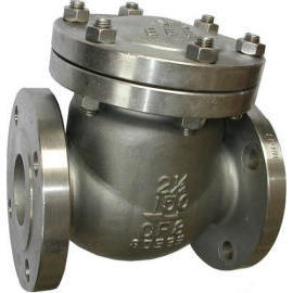 Cast Stainless Steel Swing Check Valve (Acier inox Clapet)
