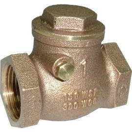 Bronze Swing Check Valve (Bronze Clapet)