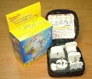 Universal-Adapter für die Reise (Universal-Adapter für die Reise)