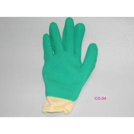 CG-04 Rubber coating glove