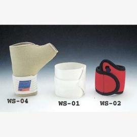 WS-04, WS-01, WS-02 Wrist support