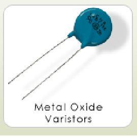Metal Oxide Varistors (Transient/Surge Absorbers) (Металл-оксид-Варисторы (Transient / всплесков Амортизаторы))