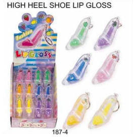 HIGH HEEL SHOE LIP GLOSS (Высокий каблук ОБУВИ Lip Gloss)
