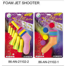 FOAM JET SHOOTER (ПЕНА JET SHOOTER)
