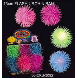 13cm FLASH URCHIN BALL (13см FLASH URCHIN BALL)