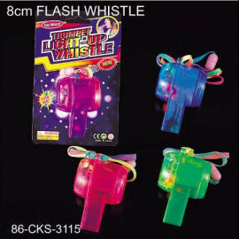 8cm FLASH WHISTLE (8cm FLASH WHISTLE)