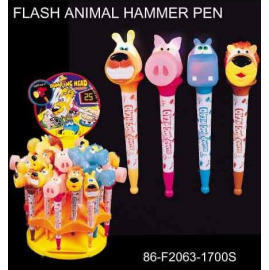 FLASH ANIMAL HAMMER PEN (FLASH ЖИВОТНЫХ HAMMER ПЕН)