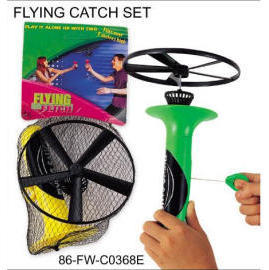 FLYING CATCH SET (FLYING улова, установленных)