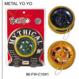 METAL YO YO (METAL YO YO)