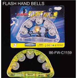 FLASH HAND BELLS (FLASH колокольчиков)
