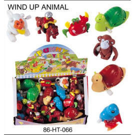 WIND UP ANIMAL (Wind Up ЖИВОТНЫХ)