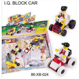 I.Q. BLOCK CAR (I.Q. BLOCK CAR)