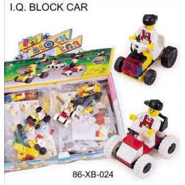 I.Q. BLOCK CAR (I.Q. BLOCK АВТОМОБИЛЯ)
